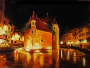 Annecy, la vieille prison